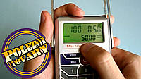 Электронный весы на 50 кг - кантер (безмен) с детектором валюты.