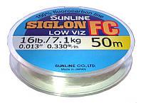 Флюорокарбон Sunline SIG-FC 50м 0.38мм 9.1кг