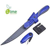 Набор рыболовный (нож+точилка+ножницы), Fisher