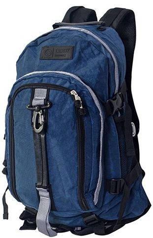 Мужской качественный городской рюкзак на 21 л. Derby 0170710,02 синий