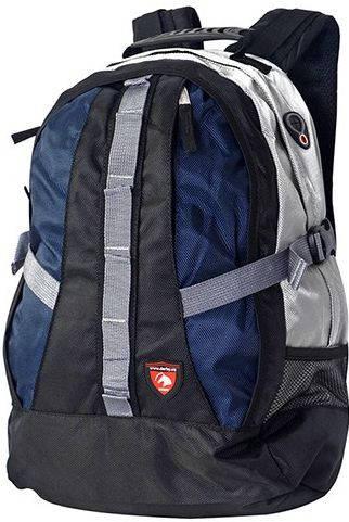 Мужской практичный городской рюкзак на 17,5 л. Derby 0170713,02 синий