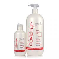 Nouvelle Protein Shampoo Шампунь протеиновый питающий для поврежденных волос 1000 мл