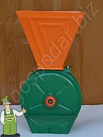 Молотковый измельчитель зерновых культур — 160 кг/час, без двигателя