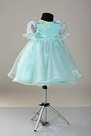 Детское нарядное платье для мини-леди
