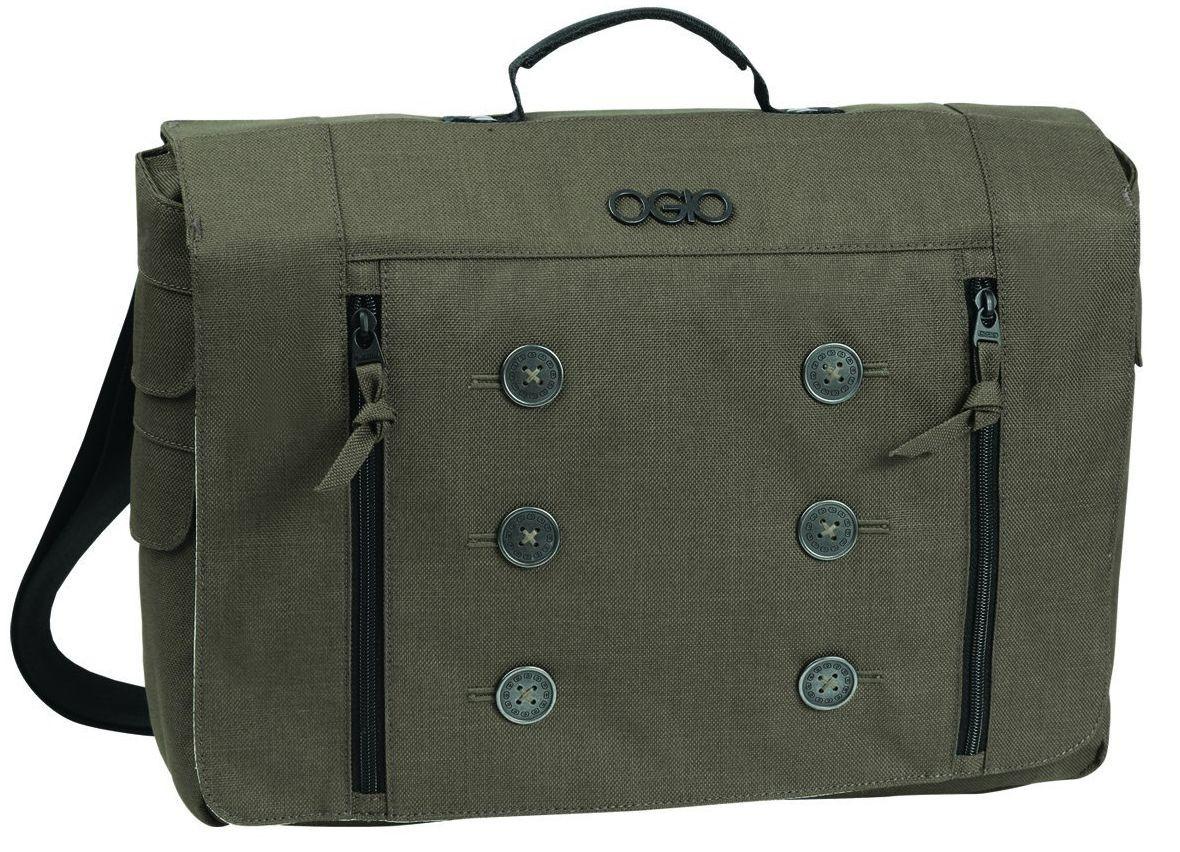 """Сумка-мессенджер для женщин с отделением для ноутбука 15"""" OGIO Midtown Messenger 114005.194 Terra"""