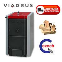 Твердотопливные котлы Viadrus Hercules U 22 C (уголь, дерево) 3 секции