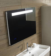 Зеркало для ванны JACOB DELAFON FORMILIA EB1160-NF,с часами,подсветкой и сенсорным выключателем