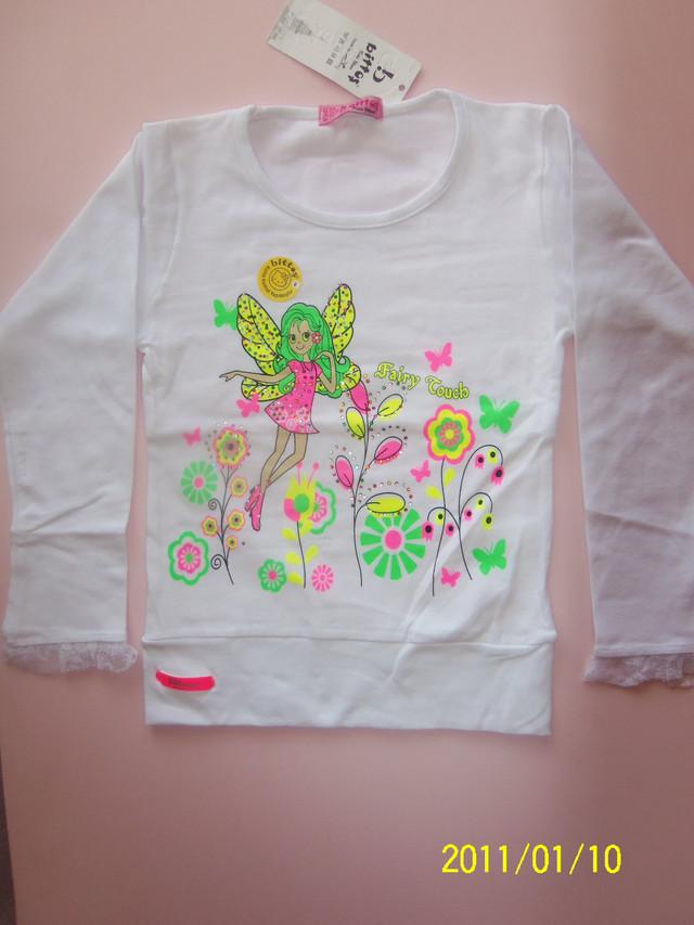 Детская кофта с рисунком