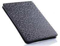 [ Apple iPad mini 1 2 3 ] Кожаный чехол-книжка для планшета Айпад мини черный