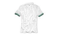 Мужская футболка-поло BMW Golfsport Polo Shirt White