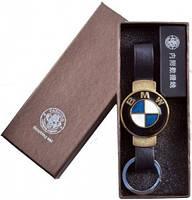 """Тематическая электронная USB Зажигалка-брелок """"BMW"""" Silver №310031 - эффектная, надежная, долговечная"""