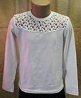 Блузка трикотажная для девочки.
