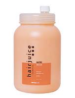 Brelil Hair Juice Nutri Питательная маска для окрашенных волос Папайя/Мандарин 3000 мл.
