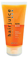 Brelil Hair Juice Nutri Питательная маска для окрашенных волос Папайя/Мандарин 150 мл.