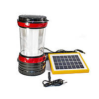Фонарь лампа Solar Panel Yajia YJ-5835 DT Аварийный фонарь аккумуляторный фонарь в поход Отключили свет Успей
