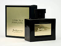 Мужская туалетная вода Hugo Boss Baldessarini Strictly Private 90ml(test)