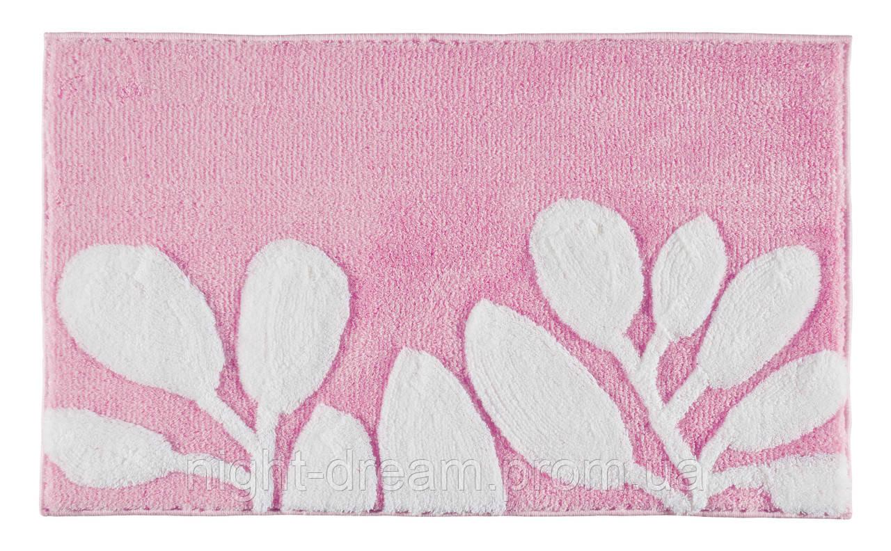 Коврик для ванной 60х100 CONFETTI Elite Limra P. Pink (P. Pembe)