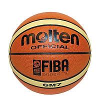 Мяч баскетбольний Molten BASKET GM7