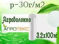 Агроволокно 30 UV белый (3,2х100м) (Агротекс)