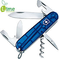 Нож швейцарский, Victorinox Spartan Blue
