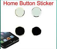 Стикеры/наклейка на кнопку Home для Iphone 4/4S, 5/5S, 6, 6 plus.