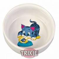 Trixie TX-4009 миска для котят (0,3 л / Ø 11 см)