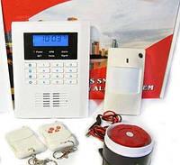 Охранная GSM сигнализация s950 pro