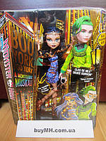 Клео де Нил  и Дьюс Горгон  Бу Йорк Monster High Boo York, Boo York  Couple Cleo de Nile and Deuce