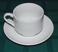 Чашка фарфоровая чайная Helfer HoReCa 220 мл без блюдца