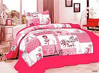 Подростковое покрывало на кровать JY-655 GoldenTex