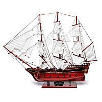 Деревянная сборная модель парусника PRINCE 80 см EG8346S80