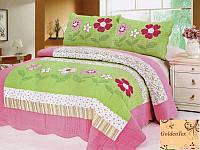 Подростковое покрывало на кровать JY-627 GoldenTex