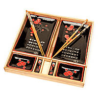 """Набор для суши 2 персоны """"Цветущая ветка вишни"""" S150-2"""