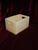 Короб (18 х 12 х 10 см), декор