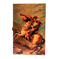 Ключница для ключей настенная Наполеон на лошади KSS1342