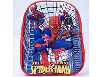 """Детский рюкзак с 3D рисунком """"Человек-паук"""", Украина"""
