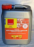 Средство для удаления высолов с минеральных поверхностей Neomid 550  5 л