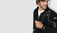 Мужская куртка BMW Men's Soft Shell Jacket Black