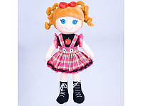 "Мягкая игрушка  Лялька ""Відмінниця"" (45-18-6 см)"