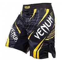 Шорты для MMA Venum Lyoto Machida Ryujin - Black (V-1093)