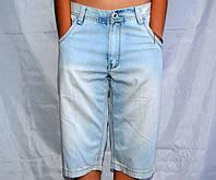 Шорты мужские джинсовые светлые