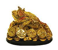 "Статуэтка ""Трёхлапая денежная лягушка""-символ богатства"