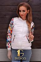 Куртка женская  молодежная осенняя яркая в ассортименте. Арт - 6/727 Купить женские куртки не дорого