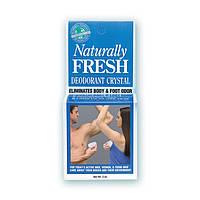 """Натуральный твердый дезодорант """"Crystal"""" в блюдце без запаха 90 гр."""