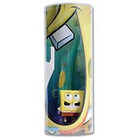 DR. FRESH Sponge Bob Зубная щетка звуковая в овальной коробке с запасной насадкой