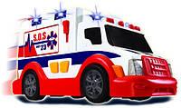 Машинка Скорая помощь функциональная Dickie 3308360