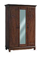 Шкаф 3-х дверный Жизель (Domini ТМ)