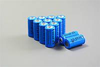 Аккумулятор литиевый Li-Ion CR123A/16340 3.7V (600mAh)