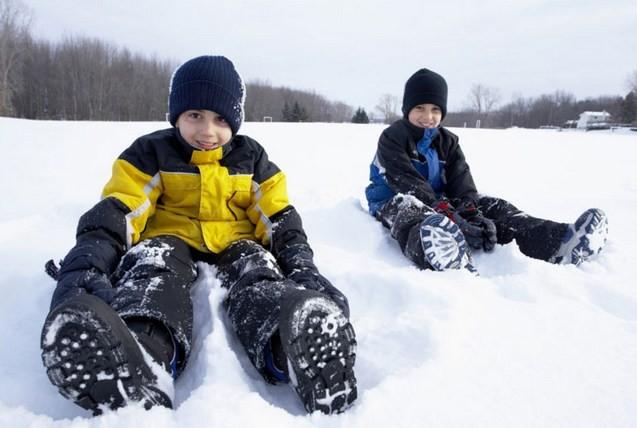 Как подобрать зимнюю детскую обувь. Часть 2