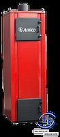 """Твердотопливный котел на дровах длительного горения до 48 часов Амика Тайм (""""Amica"""" Time) 40 кВт. Польша."""